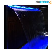 RVS LED waterval